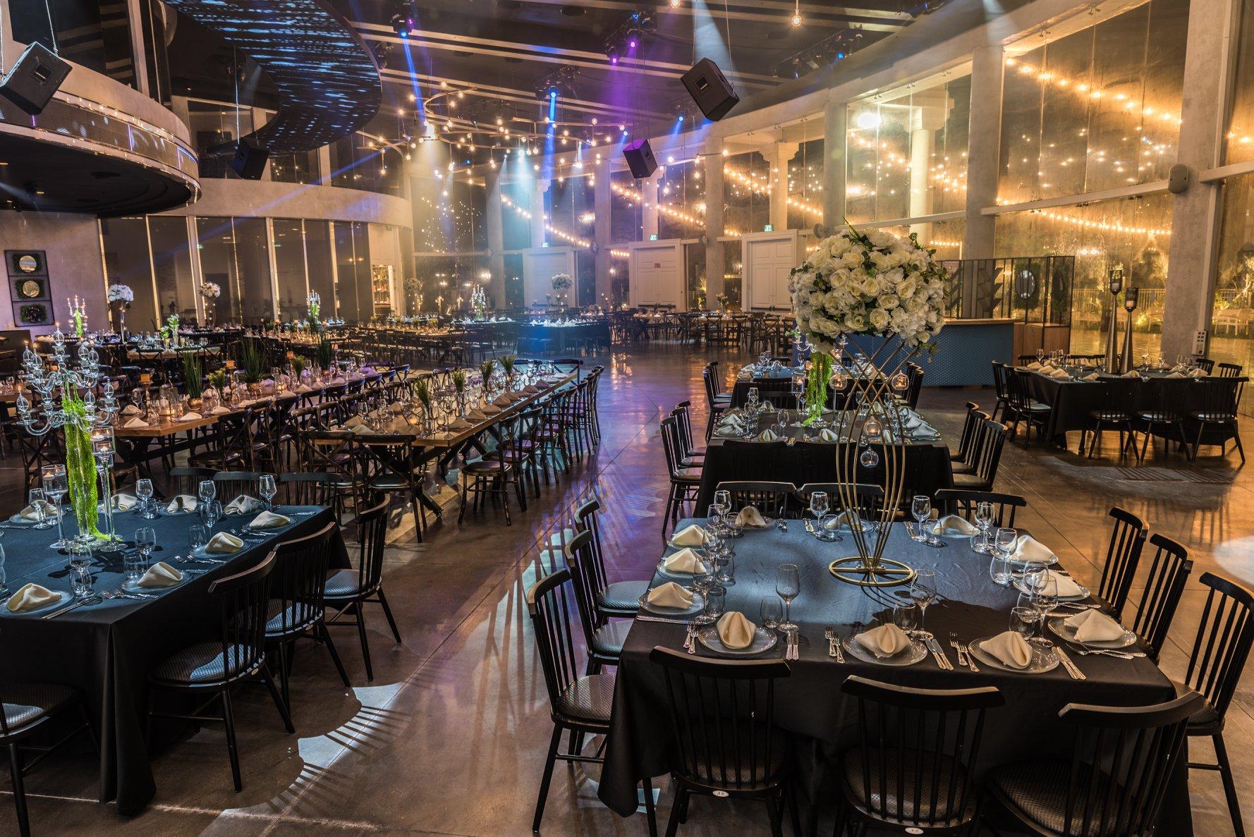 הקמת אולם אירועים - קליינטורה